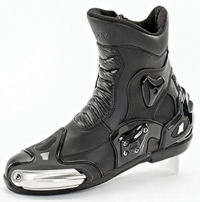 Joe Rocket Men's Superstreet Leather Motorcycle Boot