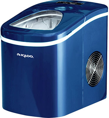 Igloo ICE108 Blue Compact Portable Ice Machine