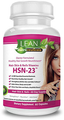 LEAN Nutraceuticals HSN-23's Vitamins & Minerals for Men and Women
