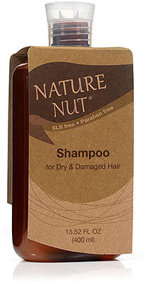Nature Nut Hair Treatment Shampoo for Dry and Damaged Hair