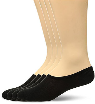 Fruit of the Loom Men's Extreme Meshed No Show Socks