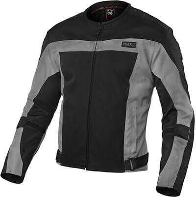 MotoCentric Assault Jacket, Mesh liner