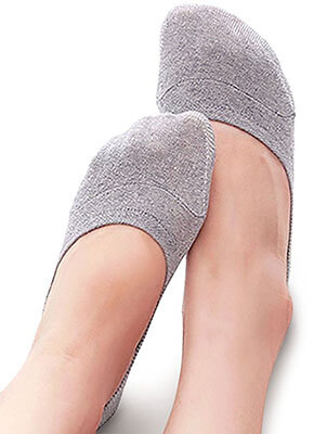 Vero Monte Women No Show Athletic Socks