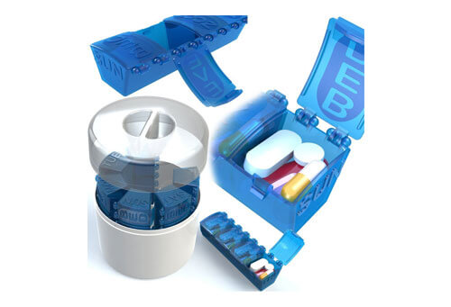 Top 10 Best Pill Organizers in 2019 Reviews