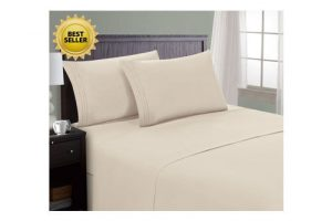 Top 20 Best Bed Sheet Sets in 2017 Reviews