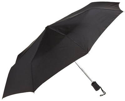 Lewis N. Clark Travel Umbrella, Compact & Lightweight
