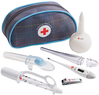 The First Years American Red Cross Baby Care Kit