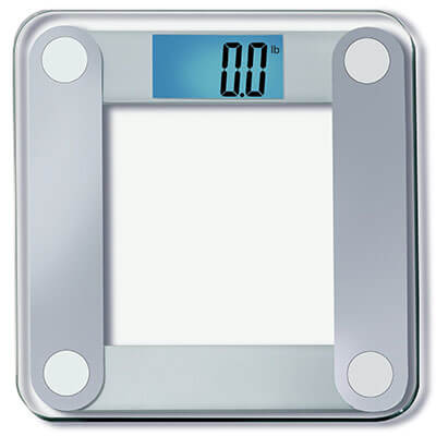 EatSmart High Precision Digital Bathroom Scale