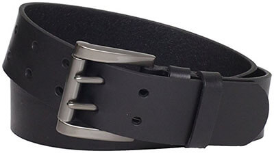 Levi's Men's. Genuine Leather 2-Pronged Buckle Belt