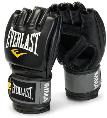 Everlast Pro MMA Grappling Gloves