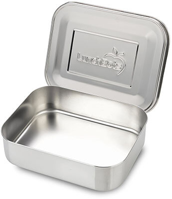 LunchBots Uno-Stainless Steel Food Container