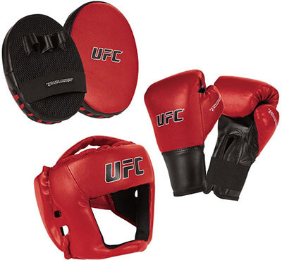 UFC Youth Starter Training Combo