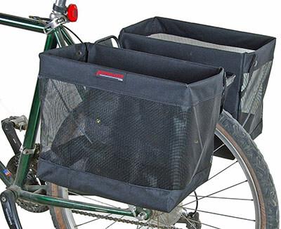 Bushwhacker Omaha Bicycle Pannier Bags