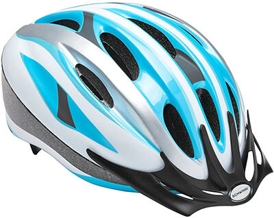 Schwinn Super Light Integrally Bicycle Helmet