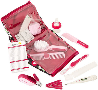 Safety 1st Deluxe Healthcare/Grooming Kit