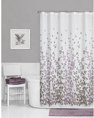 Maytex-Sylvia Shower Curtains