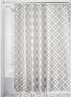 InterDesign Trellis-Fabric, Shower Curtains