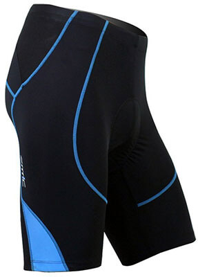 SANTIC Cycling Men's Biking Pants