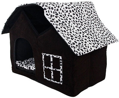 SKL Luxury Premium Double Pet House Bed