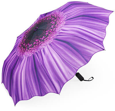 Plemo Travel Portable Windproof Umbrellas