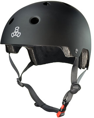 Triple Eight Certified Cycling Helmet