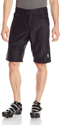 Canari Men's Atlas Gel -Baggy Cycling Shorts