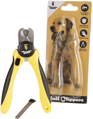 Thunderpaws Professional-Grade Dog Nail Clippers and Trimmers
