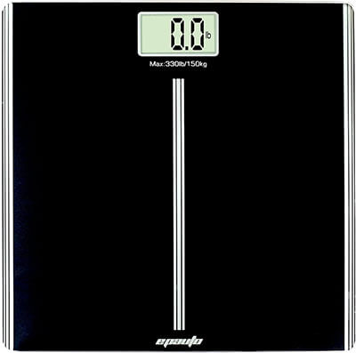 EPAuto Precision Digital Bathroom Scale