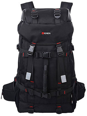 KAKA Travel Backpack Sports, Gym, Hiking and Camping Bag