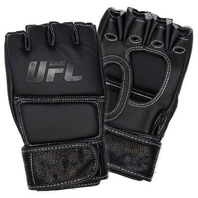UFC MMA Open Palm Training Gloves