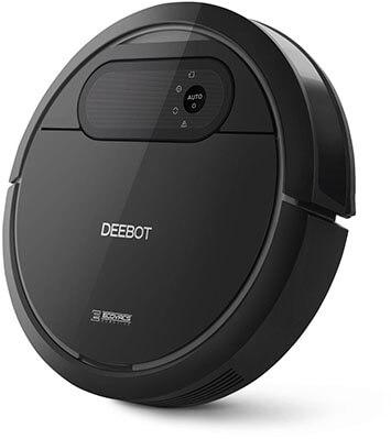 Ecovacs Deebot N78 Robotic Vacuum Cleaner