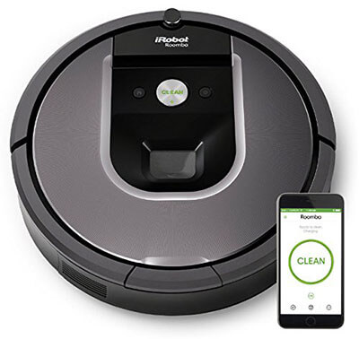 Roomba 960 iRobot  Vacuum Cleaner