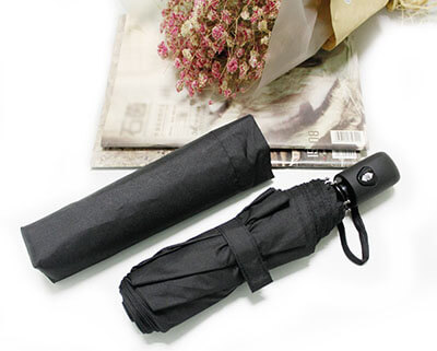 E-feel Travel Fold Wind-Proof Rain Umbrella