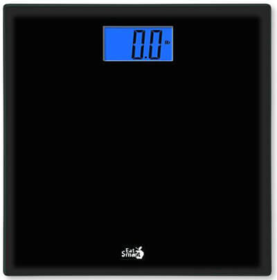 EatSmart Products Precision Digital Bathroom Scale