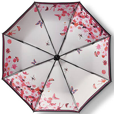 RENZER Compact Travel Umbrella, Lightweight Starry