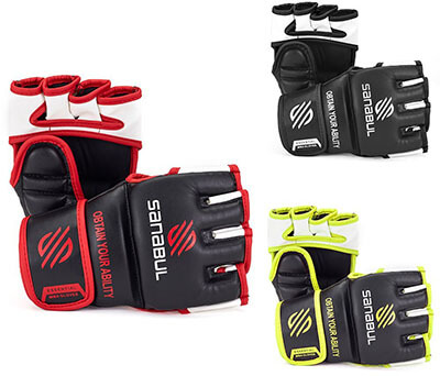 Sanabul Essential MMA Grappling Gloves