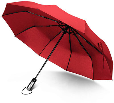 Rainlax Unbreakable Lightweight Compact Travel Umbrella