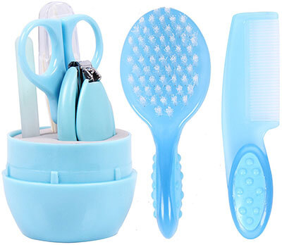 Artempo Unisex Deluxe Baby Grooming Kit