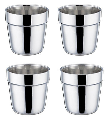Teamfar stainless- steel cups