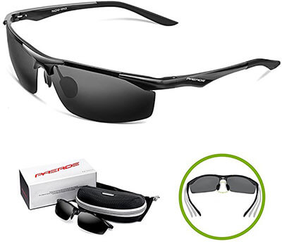 Paerde Sports Style Polarized Sunglasses for Men