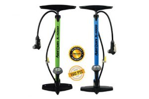 Top 10 Best Bike Floor Pumps In 2017 Reviews
