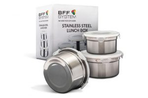 Top 10 Best Stainless Steel Food Containers In 2017 Reviews