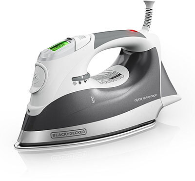 Black+Decker D2030 Digital Advantage Iron