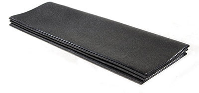Stamina Equipment Mat- Fold-to-Fit Design