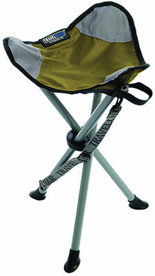 Travel Chair Slacker Tripod Camping Stool