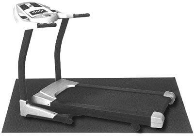 Gympak Treadmill Equipment PVC Ma