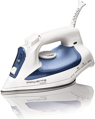 Rowenta DW2070, 1600-Watt, 300-Hole Steam Iron