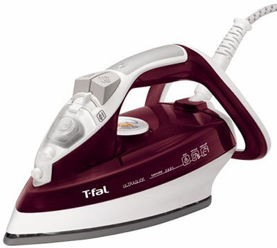 T-fal FV4446 Ultraglide Easycord 1700 Watts Steam Iron