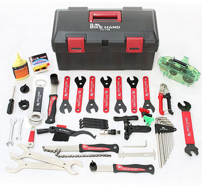 Bikehand Complete Bicycle Repair Tools Tool Kit