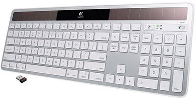 Logitech K750 Wireless Solar Desktop Keyboard